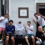 井田ブルー到来です!!